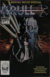 Cover Thumbnail for Krull (Marvel, 1983 series) #1 [Direct Edition]