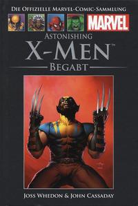 Cover Thumbnail for Die offizielle Marvel-Comic-Sammlung (Hachette [DE], 2013 series) #38 - X-Men: Begabt
