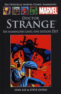 Cover Thumbnail for Die offizielle Marvel-Comic-Sammlung (Hachette [DE], 2013 series) #3 - Doctor Strange: Ein namenloses Land, eine zeitlose Zeit