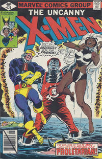 Cover Thumbnail for The X-Men (Marvel, 1963 series) #124 [Direct]