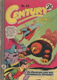 Cover Thumbnail for Century Comic (K. G. Murray, 1961 series) #64