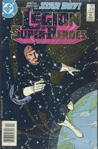Cover for The Legion of Super-Heroes (DC, 1980 series) #306 [Direct]