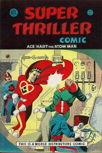 Cover Thumbnail for Super Thriller Comic (World Distributors, 1947 series) #21