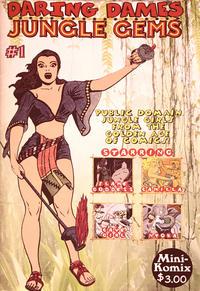 Cover Thumbnail for Daring Dames Jungle Gems (Mini-Komix, 2011 series) #1