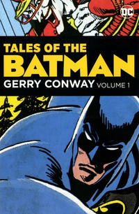 Cover Thumbnail for Tales of the Batman: Gerry Conway (DC, 2017 series) #1
