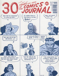 Cover Thumbnail for The Comics Journal (Fantagraphics, 1977 series) #277