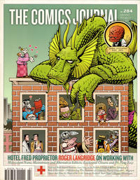 Cover Thumbnail for The Comics Journal (Fantagraphics, 1977 series) #284