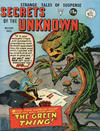 Cover for Secrets of the Unknown (Alan Class, 1962 series) #159