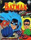 Cover for Batman (Arnoldo Mondadori Editore, 1966 series) #1