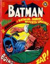 Cover for Batman (Arnoldo Mondadori Editore, 1966 series) #21