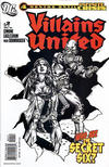 Cover for Villains United (DC, 2005 series) #2 [Second Printing]