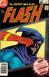 Cover for The Flash (DC, 1959 series) #318 [Newsstand]