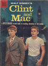 Cover for Four Color (Dell, 1942 series) #889 - Walt Disney's Clint and Mac [15¢]