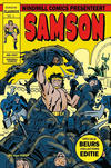 Cover for Samson Classics (Windmill Comics, 2017 series) #1 [Blauwe/Niet-gelimiteerde Editie]