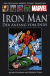 Cover for Die offizielle Marvel-Comic-Sammlung (Hachette [DE], 2013 series) #17 - Iron Man: Der Anfang vom Ende