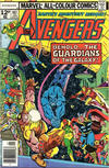 Cover Thumbnail for The Avengers (1963 series) #167 [British]