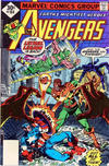 Cover Thumbnail for The Avengers (1963 series) #164 [Whitman Edition]