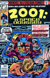 Cover for 2001, A Space Odyssey (Marvel, 1976 series) #6 [Regular Edition]