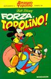 Cover for I Classici di Walt Disney (Arnoldo Mondadori Editore, 1957 series) #60 - Forza, Topolino!