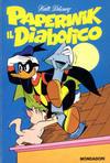 Cover for I Classici di Walt Disney (Arnoldo Mondadori Editore, 1957 series) #[57] - Paperinik il Diabolico