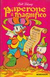 Cover for I Classici di Walt Disney (Arnoldo Mondadori Editore, 1957 series) #[58] - Paperone il magnifico