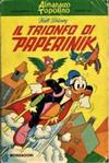Cover for I Classici di Walt Disney (Arnoldo Mondadori Editore, 1957 series) #63 - Il Trionfo di Paperinik
