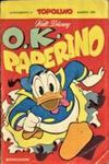 Cover for I Classici di Walt Disney (Arnoldo Mondadori Editore, 1957 series) #65 - O.K. Paperino