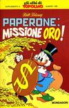Cover for I Classici di Walt Disney (Arnoldo Mondadori Editore, 1957 series) #64 - Paperone: missione oro!
