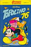 Cover for I Classici di Walt Disney (Arnoldo Mondadori Editore, 1957 series) #66 - Topolino '76