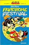 Cover for I Classici di Walt Disney (Arnoldo Mondadori Editore, 1957 series) #61 - Paperone Festival