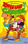 Cover for I Classici di Walt Disney (Arnoldo Mondadori Editore, 1977 series) #4