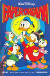 Cover for I Classici di Walt Disney (Arnoldo Mondadori Editore, 1977 series) #6