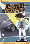 Cover for Case Closed (Viz, 2004 series) #63