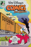 Cover for Walt Disney's Comics and Stories (Disney, 1990 series) #553 [Newsstand]