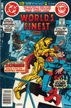 Cover Thumbnail for World's Finest Comics (1941 series) #274 [Newsstand]