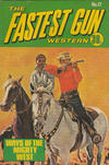 Cover for The Fastest Gun Western (K. G. Murray, 1972 series) #17