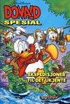 Cover for Donald spesial (Hjemmet / Egmont, 2013 series) #[5/2017]