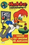 Cover for Hakke Hakkespett (Semic, 1977 series) #18/1977
