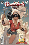 Cover for Bombshells United (DC, 2017 series) #1