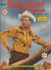 Cover for Gene Autry and Champion (World Distributors, 1956 series) #34