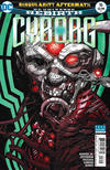 Cover for Cyborg (DC, 2016 series) #16 [Eric Canete Cover]