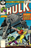 Cover for The Incredible Hulk (Marvel, 1968 series) #229 [Whitman]