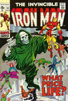 Cover Thumbnail for Iron Man (1968 series) #19 [Color-Correct Logo Variant]