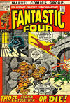 Cover Thumbnail for Fantastic Four (1961 series) #119 [Color-Correct Logo Variant]