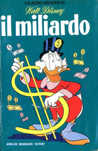 Cover Thumbnail for I Classici di Walt Disney (Arnoldo Mondadori Editore, 1957 series) #[6]
