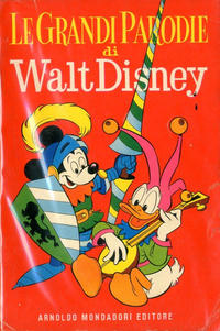 Cover Thumbnail for I Classici di Walt Disney (Arnoldo Mondadori Editore, 1957 series) #[3]