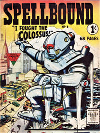 Cover Thumbnail for Spellbound (L. Miller & Son, 1960 ? series) #6