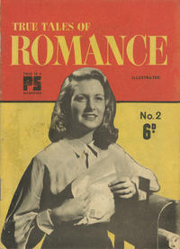 Cover Thumbnail for True Stories of Romance Illustrated (Cleland, 1949 ? series) #2