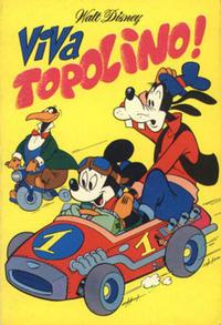 Cover Thumbnail for I Classici di Walt Disney (Arnoldo Mondadori Editore, 1957 series) #[50]
