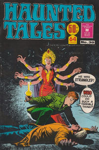 Cover Thumbnail for Haunted Tales (K. G. Murray, 1973 series) #30